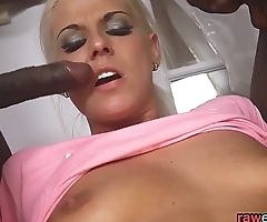 European MILF gangbanged and jizzsprayed