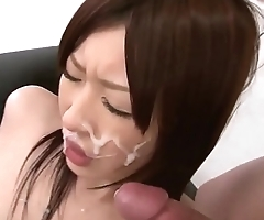Special xxx hardcore video in group with Riko Oshima - More at 69avs com