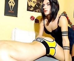 Shemale Dominating Beauty Punishing Her Boyfriend