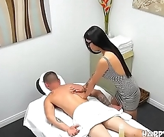 SexyMassageOil - Young Thai Masseuse Teen Blowjobs