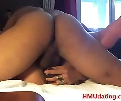 double penetrating wife with cock and dildo