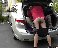 So many cocks for young blonde slutwife