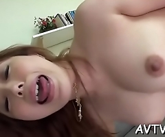 Mind-blowing and wild fucking with sexy asian couple