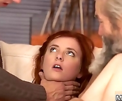 Young old anal hd and dudes fuck pussies Unexpected practice with an