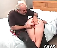Extreme bondage with hot mamma and juvenile daughter