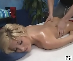 Bawdy girl fucked hard from behind and loving it