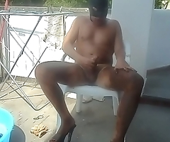 crossdresser shit lover again